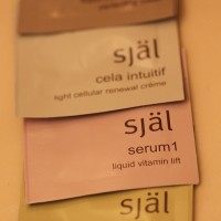 Sjal Skincare Samples Mini Reviews