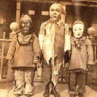 Vintage Halloween Costumes that Will Scare the Crap Out of You!