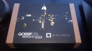 May Gossip Girl Birchbox Review
