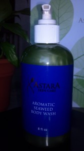 Astara Skincare Aromatic Seaweed Body Wash Review