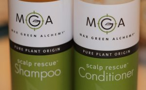 Get Naturally Shiny & Voluminous Hair with Max Green Alchemy Hair Care