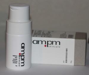 AMPM Wakeup Skin Smooth Washing Powder Review