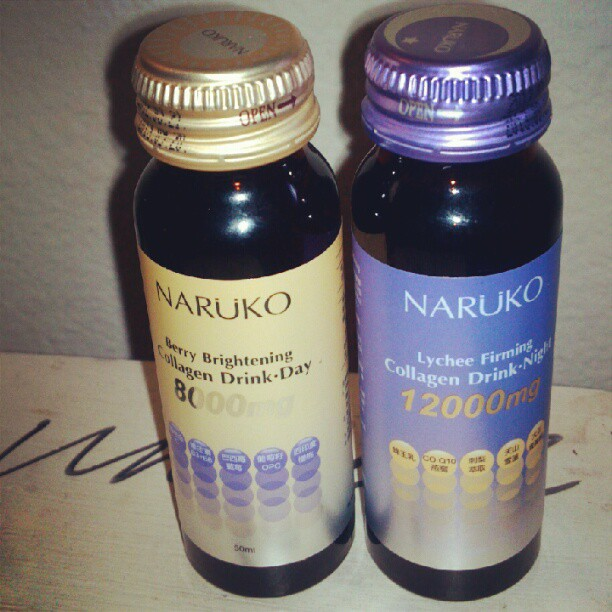 naruko collagen drink