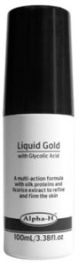 The Holy Grail of Beauty : Alpha-H Liquid Gold