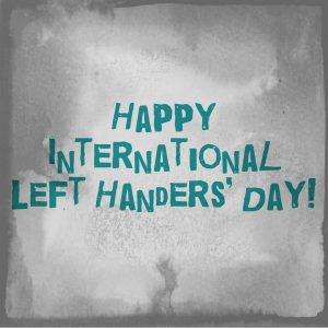 Aug 13 – International Left – Handers' Day + NBC's Grimm Season 2 Premiere!
