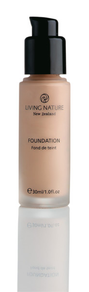 Gentle Enough For Any Skin Type! – Living Nature Liquid Foundation