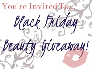 The Black Friday Beauty Extravaganza Is Back!