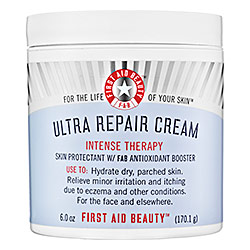 Great for Sensitive Skin: First Aid Beauty Ultra Repair Cream