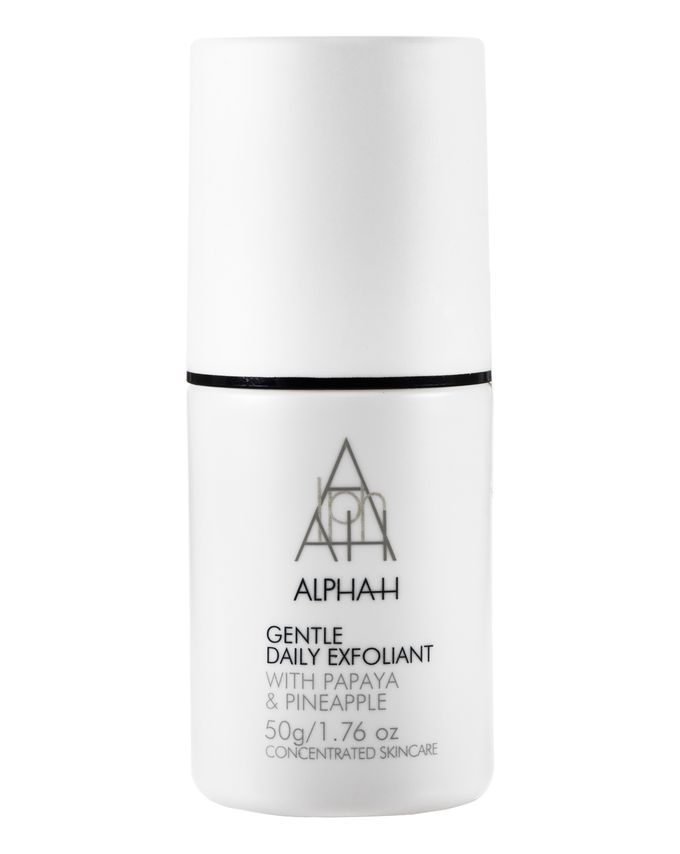 alpha-h moisturizer and gentle exfoliant - My Top 5 Favorite Blemish Clearing Treatments for Acne Prone Sensitive Skin