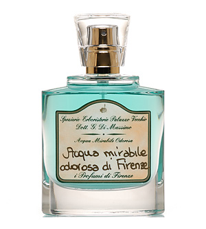 All Natural, Handmade Luxury Fragrances from Italy: I Profumi di Firenze ♥