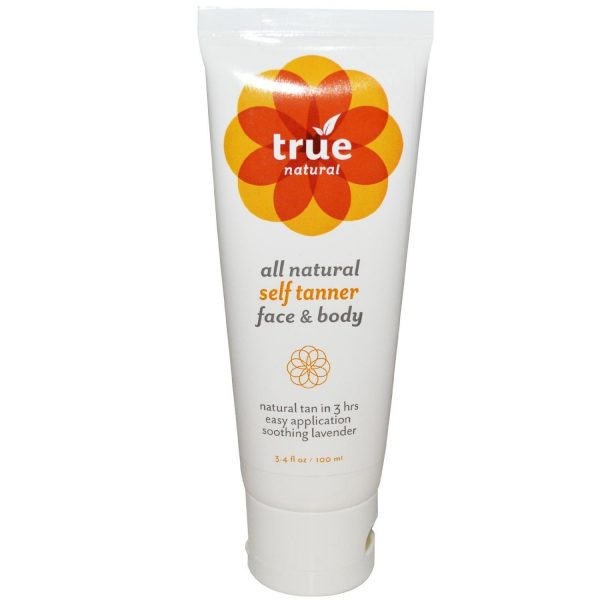 True Natural Anti-Aging Face & Body Self Tanning Lotion Review