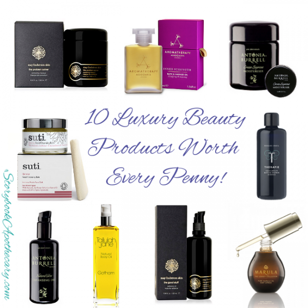 10 Luxury Beauty Products That Are Worth Every Penny!