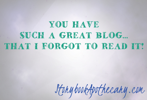 You Have Such A Great Blog…That I Forgot to Read It! + Other PR Fail Stories