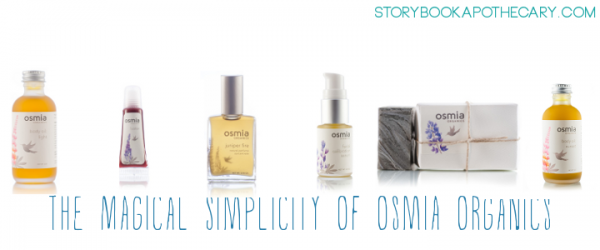 The Magical Simplicity of Osmia Organics
