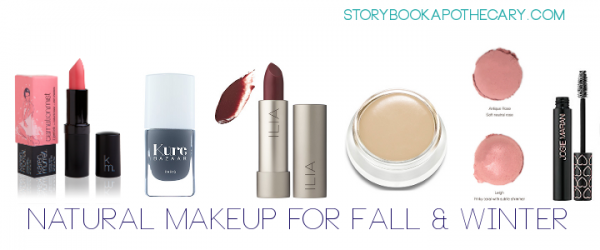 The Most Beautiful Natural Makeup Picks for Fall!