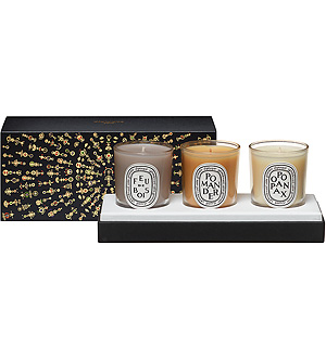 Diptyque - Limited Edition Holiday 2013 Candle Coffret
