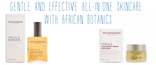 Gentle and Effective All-In-One Skincare With African Botanics
