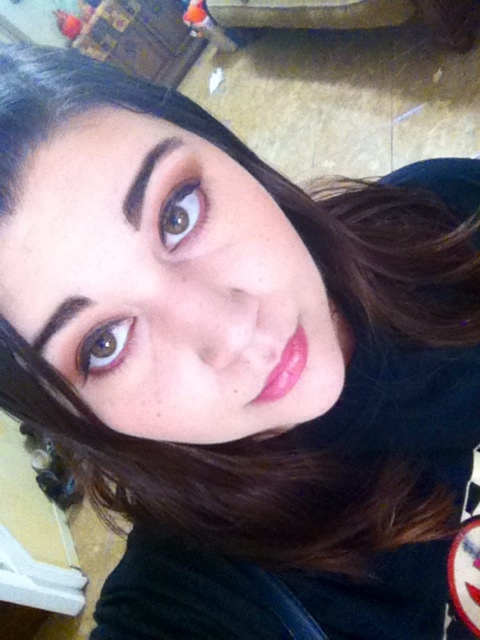 Makeup Look In Natural Light