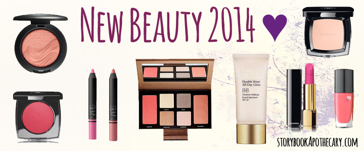 NEW High End Beauty 2014: Lancome, Chanel, Paul and Joe, NARS, BareMinerals + MORE!
