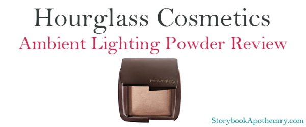 Hourglass Cosmetics Ambient Lighting Powder in Dim Light Review