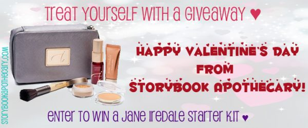 Valentine's Day Jane Iredale Giveaway Winner Announcement!