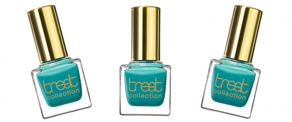 The Perfect Summer Nail Color: Treat Collection 5-Free Nail Polish Review