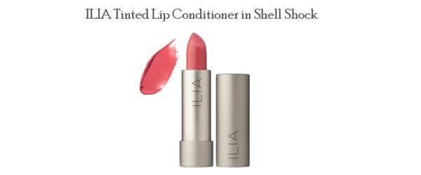 ILIA Beauty Tinted Lip Conditioner in Shell Shock