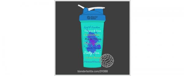 Please Vote for My Blender Bottle Design!