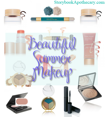 Pretty Natural Summer Makeup Look ☼