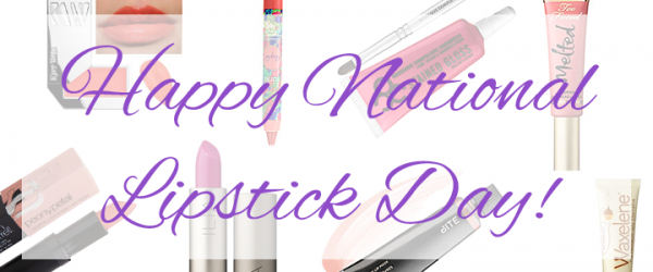 Lipstick Love Giveaway!