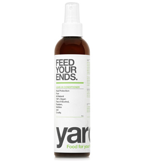 The Best Hair Detangler: Yarok Feed Your Ends Leave-In Conditioner Spray Review