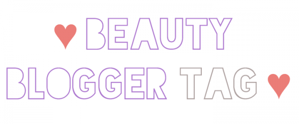 Get to Know Me: The Beauty Blogger Tag