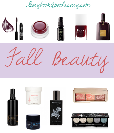Fall Beauty Lust List