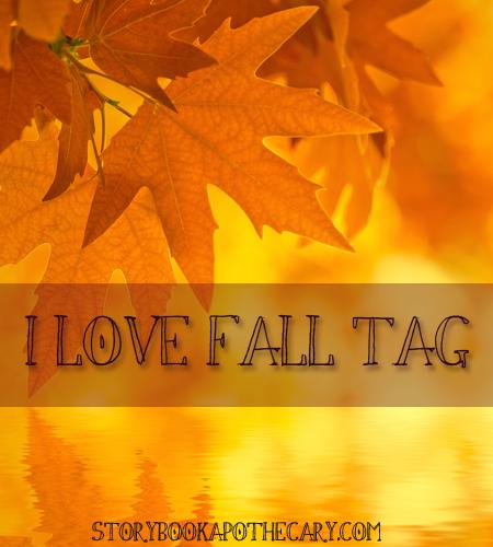 I Love Fall Tag ♥