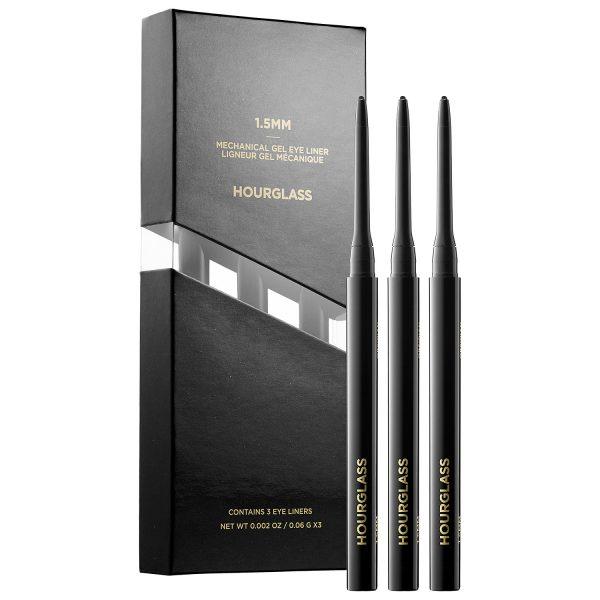 Hourglass Cosmetics 1.5MM Mechanical Gel Eye Liner in Obsidian