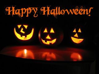 Happy Halloween – Creep It Weird!