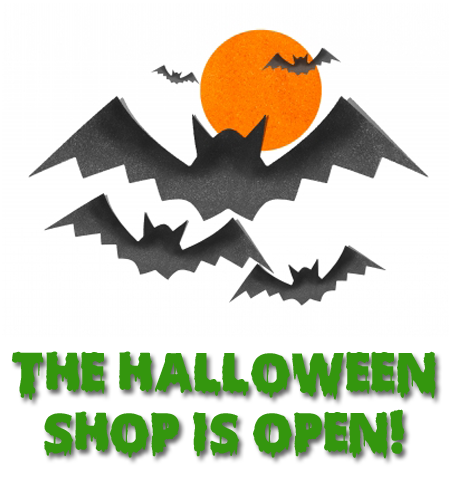 Check Out My Halloween Shopping Page!