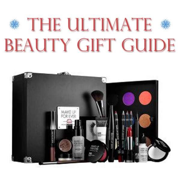 The Ultimate Beauty Gift Guide 2014: For Every Beauty Personality