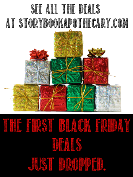 The First Set of Black Friday Deals.