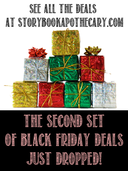 The Second Set of Black Friday Deals.