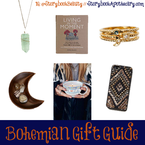 Follow Storybook Apothecary on Instagram for Curated Gift Guides!