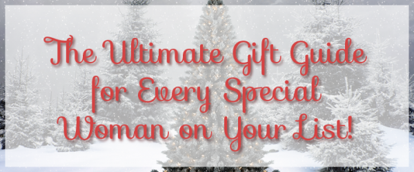 The Ultimate Holiday Gift Guide for Her ♥