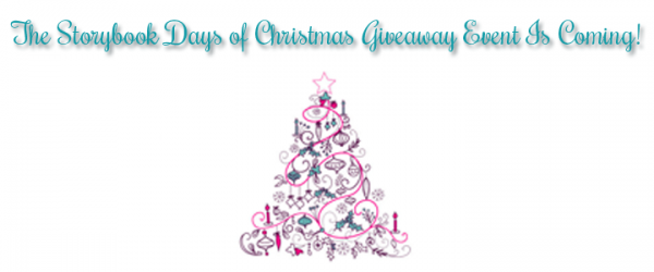 The Storybook Days of Christmas Giveaway Event Is Coming!
