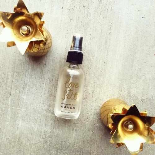 Love + Salt Spray Review