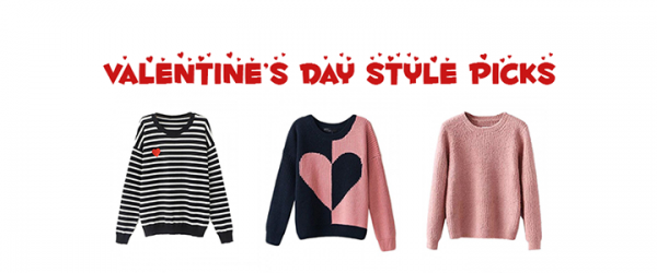 Valentine's Day Style Picks from Choies!