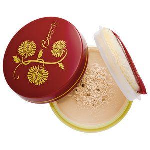 besame cosmetics brightening french vanilla face powder