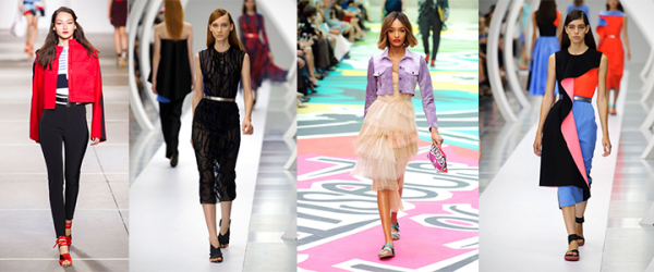 Fashion Looks Inspired by LFW Trends 2015