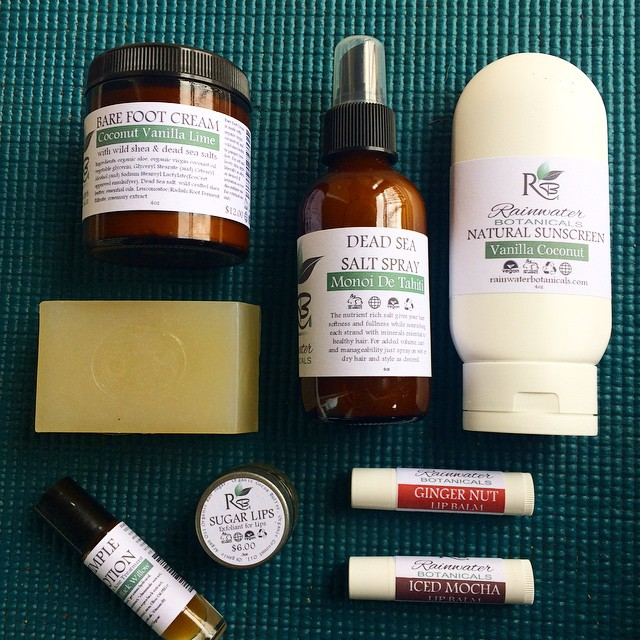 Rainwater Botanicals - The Best Affordable Natural Beauty Brands