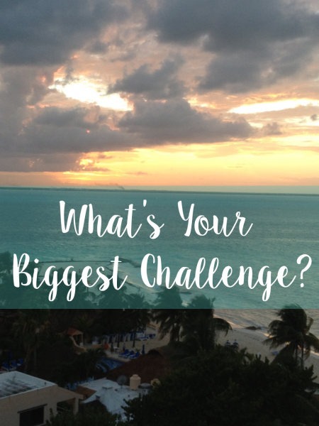 Fitspo Wellness Wednesday | What's Your Biggest Challenge?