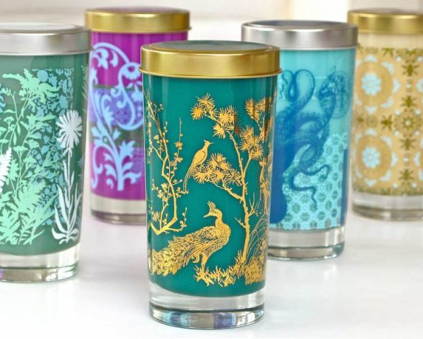 Skeem Design Candles for Spring 2015